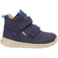 Schuhe Mädchen Sneaker High Superfit Klettstiefel Breeze 1-000367-8000 blau