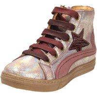Schuhe Mädchen Sneaker High Froddo High G3110177-2 rosa