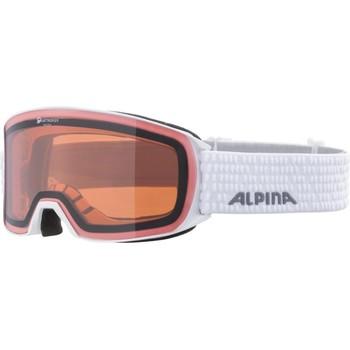 Accessoires Sportzubehör Alpina Sport ESS NAKISKA QUATTROFLEX A7279 011 weiß