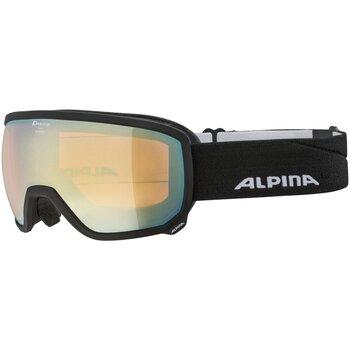 Accessoires Sportzubehör Alpina Sport SCARABEO HM A7256 834 schwarz