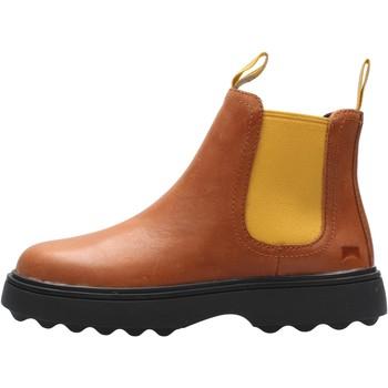 Schuhe Jungen Sneaker Camper - Beatles marrone K900149-012 MARRONE
