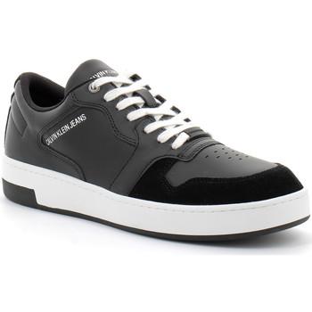 Schuhe Herren Sneaker Low Calvin Klein Jeans  Noir
