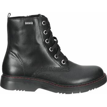 Schuhe Mädchen Boots Richter Stiefelette Schwarz