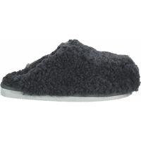 Schuhe Damen Hausschuhe Shepherd Hausschuhe Grau