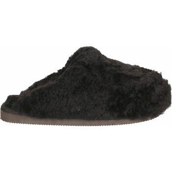 Schuhe Damen Hausschuhe Shepherd Hausschuhe Braun