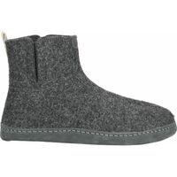 Schuhe Damen Hausschuhe Shepherd Hausschuhe asphalt