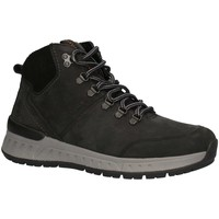 Schuhe Herren Sneaker High Lumberjack SMC1601AI22 hoch Harren SCHWARZ SCHWARZ