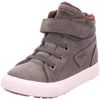 Schuhe Jungen Stiefel Kangaroos KaVu III olive/coffee 8040