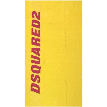 Home Damen Handtuch und Waschlappen Dsquared D7P002430 Gelb