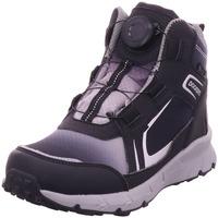 Schuhe Kinder Stiefel Dockers - 47SN703-637120 schwarz/grau