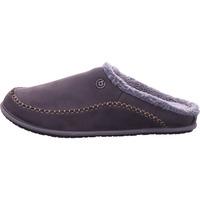Schuhe Herren Hausschuhe Bugatti Nube dark grey 0