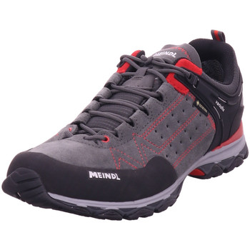 Schuhe Wanderschuhe Meindl Ontario GTX rot/anthrazit