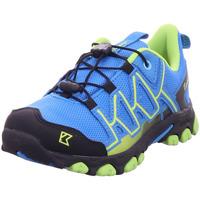 Schuhe Wanderschuhe Kastinger - 22104 424 blue/lime