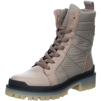 Schuhe Damen Stiefel Donna Carolina Stiefeletten 46682041 46682041 grau