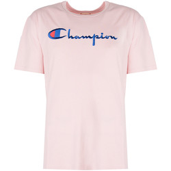 Kleidung Herren T-Shirts Champion  Rose