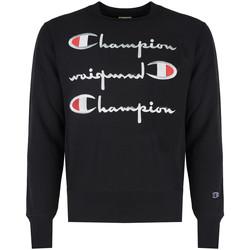 Kleidung Herren Sweatshirts Champion  Schwarz