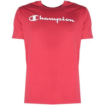 Kleidung Herren T-Shirts Champion  Rot
