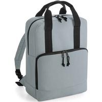 Taschen Rucksäcke Bagbase BG287 Grau