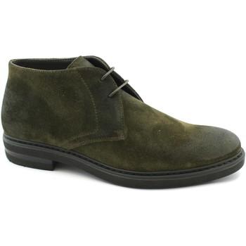 Schuhe Herren Boots Franco Fedele FED-I21-954-OT Marrone