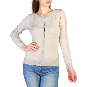 Kleidung Damen Pullover Yes Zee - m035_bh00 Braun