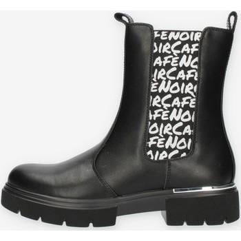 Schuhe Mädchen Boots Café Noir C1480 Schwarz
