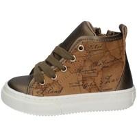 Schuhe Mädchen Sneaker High Alviero Martini 0979/0489 BRONZE