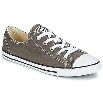 Schuhe Damen Sneaker Low Converse ALL STAR DAINTY OX Anthrazit
