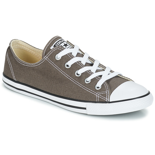 Converse ALL STAR DAINTY OX Anthrazit  Schuhe Sneaker Low Damen 64,99