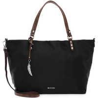 Taschen Damen Shopper / Einkaufstasche Waipuna Shopper Kanalana black 100