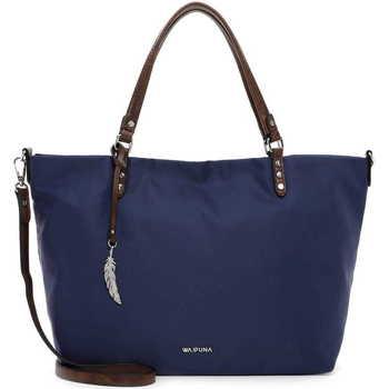 Taschen Damen Shopper / Einkaufstasche Waipuna Shopper Kanalana blue 505