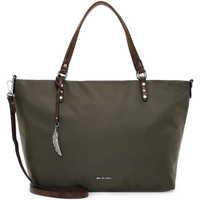 Taschen Damen Shopper / Einkaufstasche Waipuna Shopper Kanalana olive 932