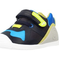 Schuhe Jungen Sneaker Low Biomecanics 211131 Blau