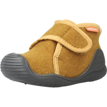 Schuhe Jungen Hausschuhe Biomecanics 211160 Gelb
