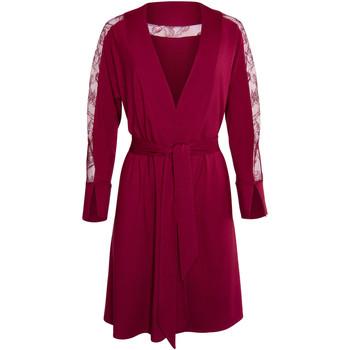 Kleidung Damen Pyjamas/ Nachthemden Lisca Ruby  Morgenmantel Sand