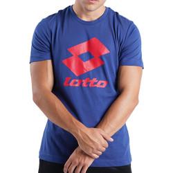Kleidung Herren T-Shirts Lotto LO-214463 Blau