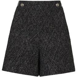 Kleidung Damen Shorts / Bermudas Marella 31460116 nero