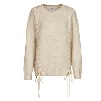 Kleidung Damen Pullover Betty London PANIPA Naturfarben