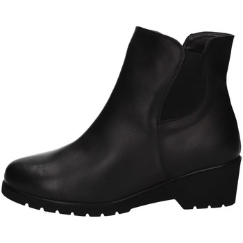 Schuhe Damen Low Boots Melluso R35600A SCHWARZ
