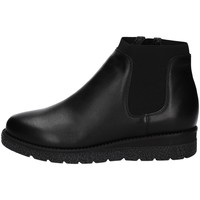 Schuhe Damen Low Boots Melluso K91701 SCHWARZ