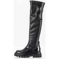 Schuhe Damen Klassische Stiefel Alpe 21133505 Noir