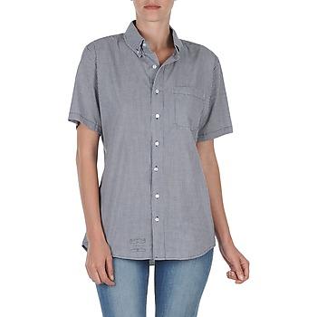 Kurzärmelige Hemden American Apparel RSACP401S
