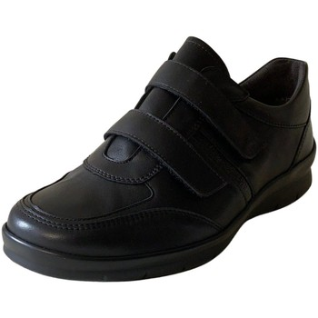 Schuhe Damen Slipper Semler Slipper Xenia X2155 118 001 schwarz