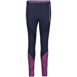 Kleidung Jungen Jogginghosen Cmp Sport DA LONG TIGHTS 31T2486 N950 Other