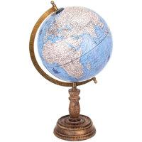 Home Statuetten und Figuren Signes Grimalt Globus Welt Azul