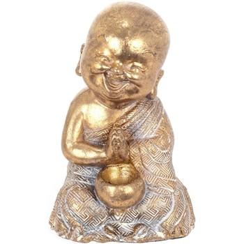 Home Statuetten und Figuren Signes Grimalt Buddha-Figur Dorado