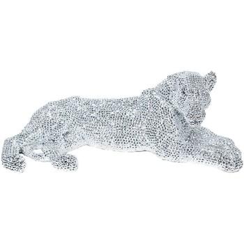 Home Statuetten und Figuren Signes Grimalt Leopardenfigur Plateado