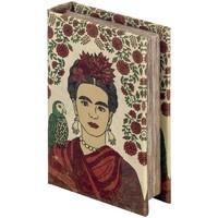 Home Koffer, Aufbewahrungsboxen Signes Grimalt Buchbox Rojo