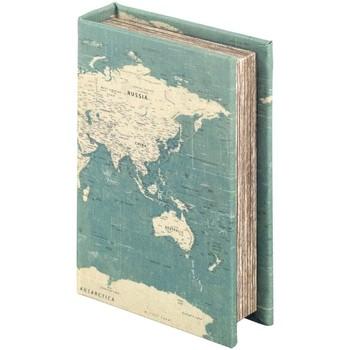 Home Koffer, Aufbewahrungsboxen Signes Grimalt Buchbox Azul