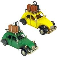 Home Statuetten und Figuren Signes Grimalt Auto Set 2 U Multicolor