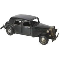 Home Statuetten und Figuren Signes Grimalt Wagen Negro